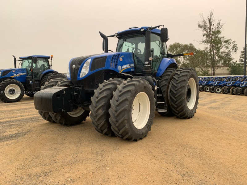 2020 New Holland T8.380