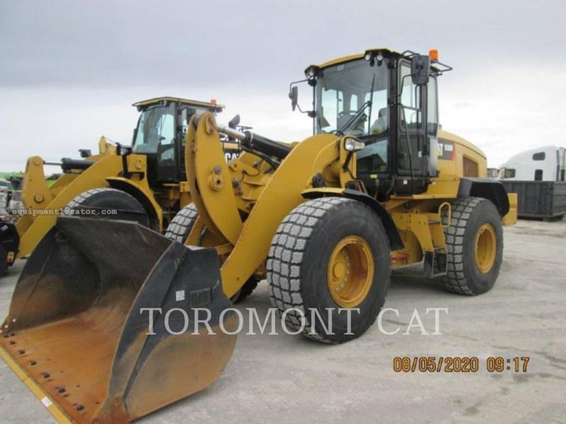 2015 Caterpillar 938M Image 1