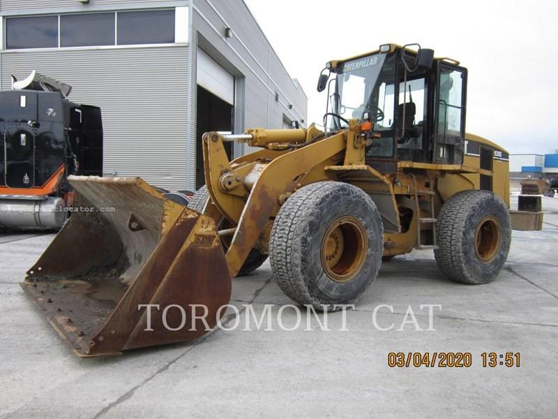 2007 Caterpillar 938G Image 1