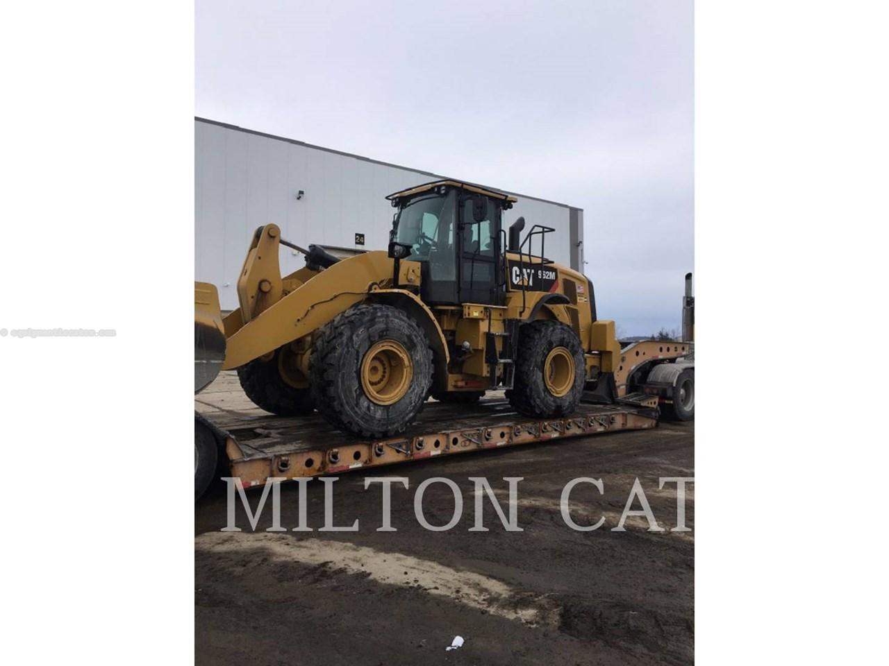 2018 Caterpillar 962M Image 1