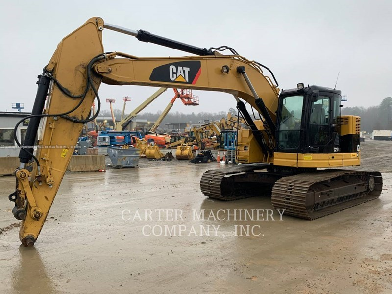 2015 Caterpillar 321DLCR Image 1