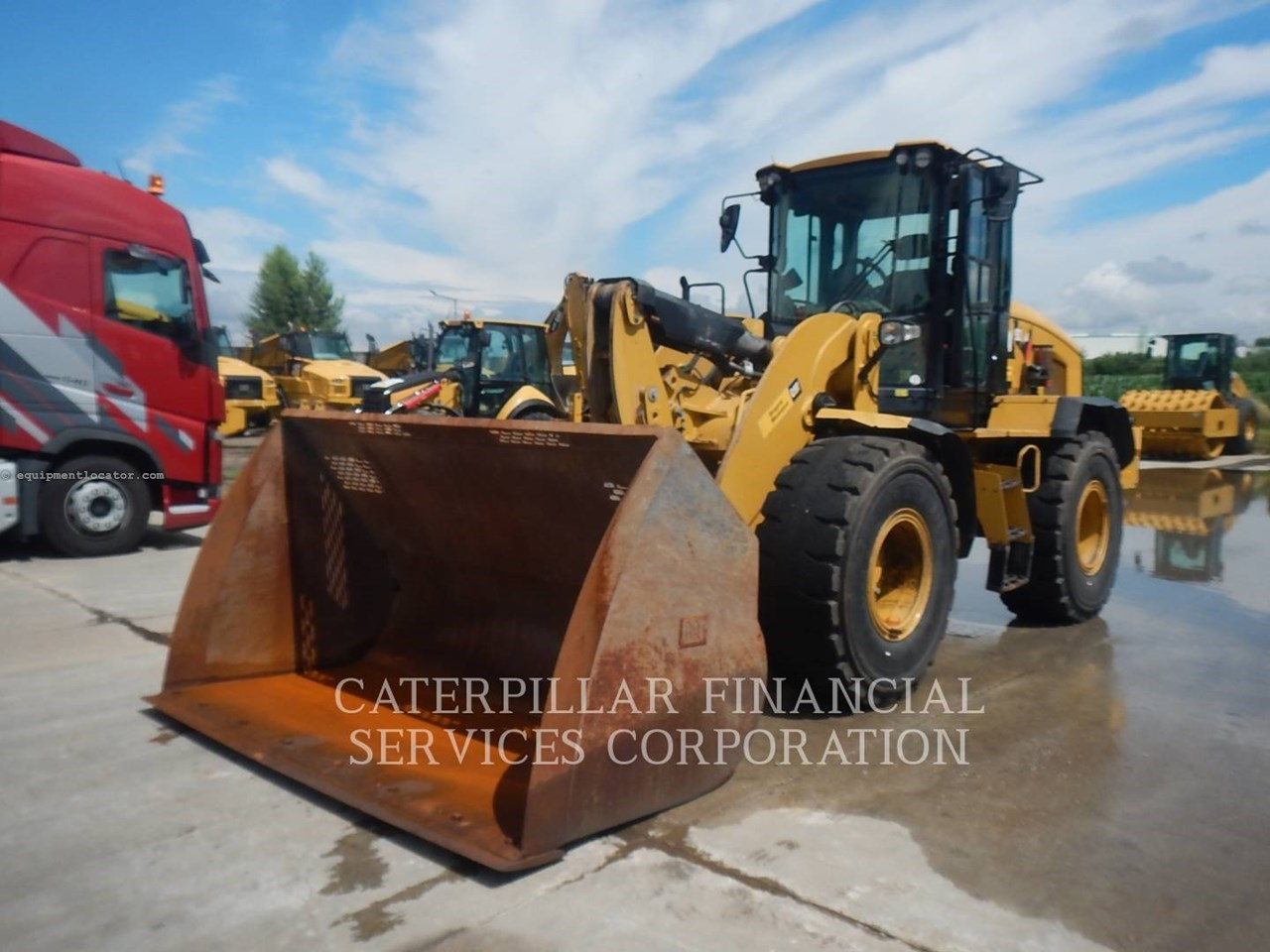 2017 Caterpillar 938M Image 1
