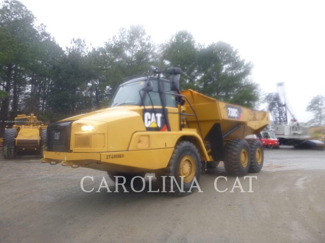 2018 Caterpillar 730C2 TG Image 1
