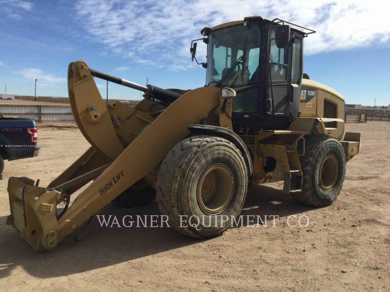 2016 Caterpillar 930M AG HL Image 1