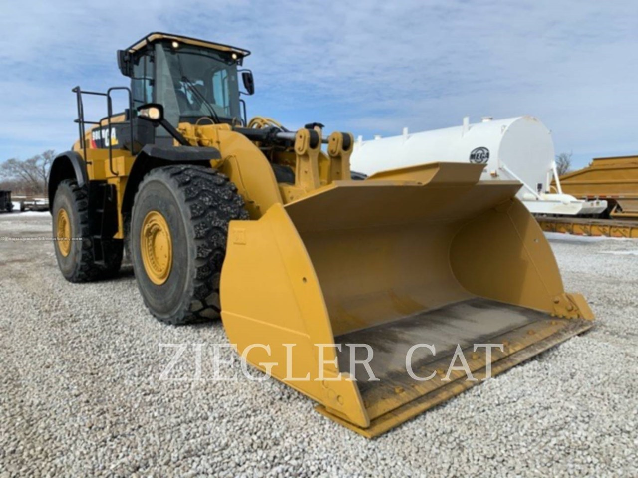 2018 Caterpillar 980M Image 1