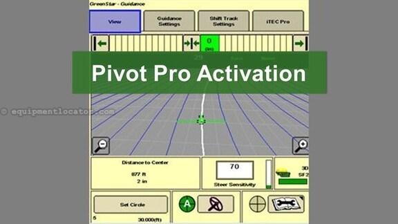 John Deere Pivot Pro Image 1