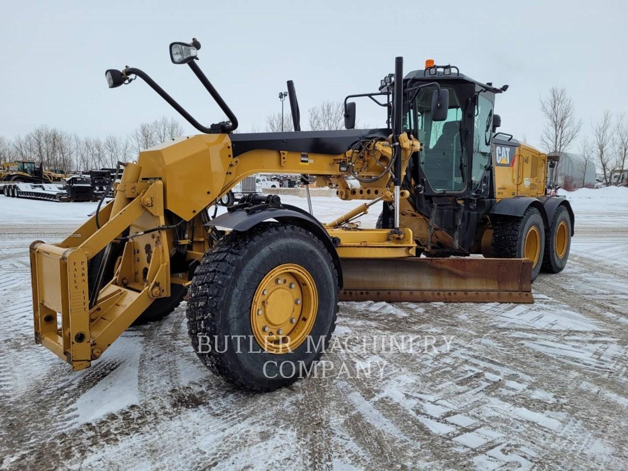 2014 Caterpillar 140M2 AWD Image 1
