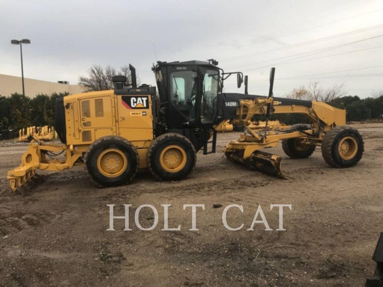 2019 Caterpillar 140M3 Image 1