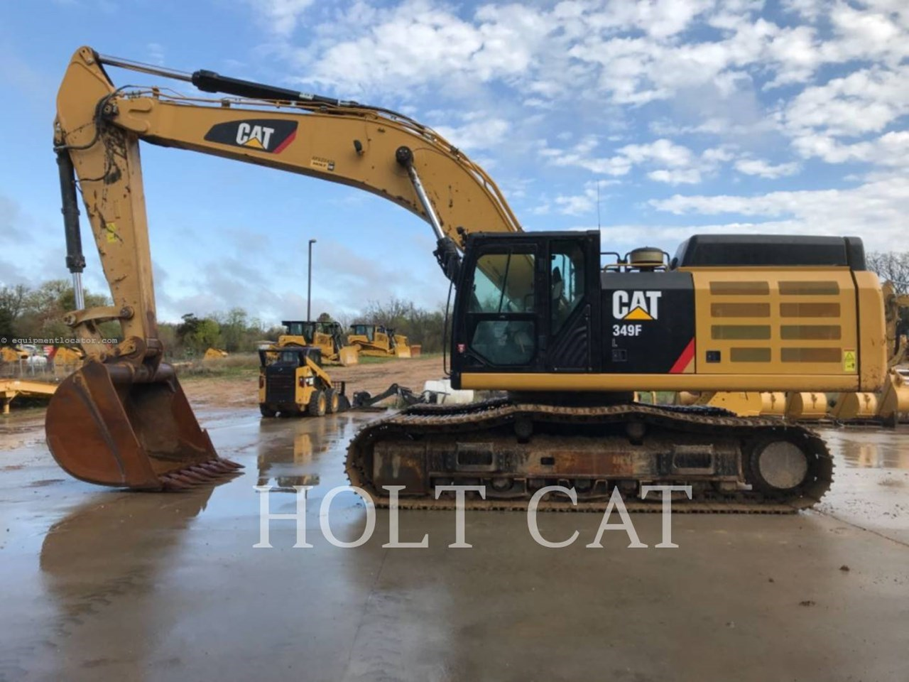 2019 Caterpillar 349FL Image 1