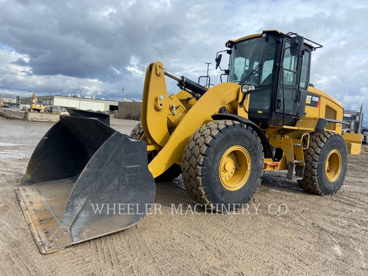 2020 Caterpillar 938M QC Image 1