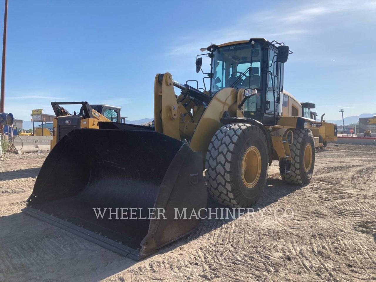 2020 Caterpillar 938M QC 3V Image 1