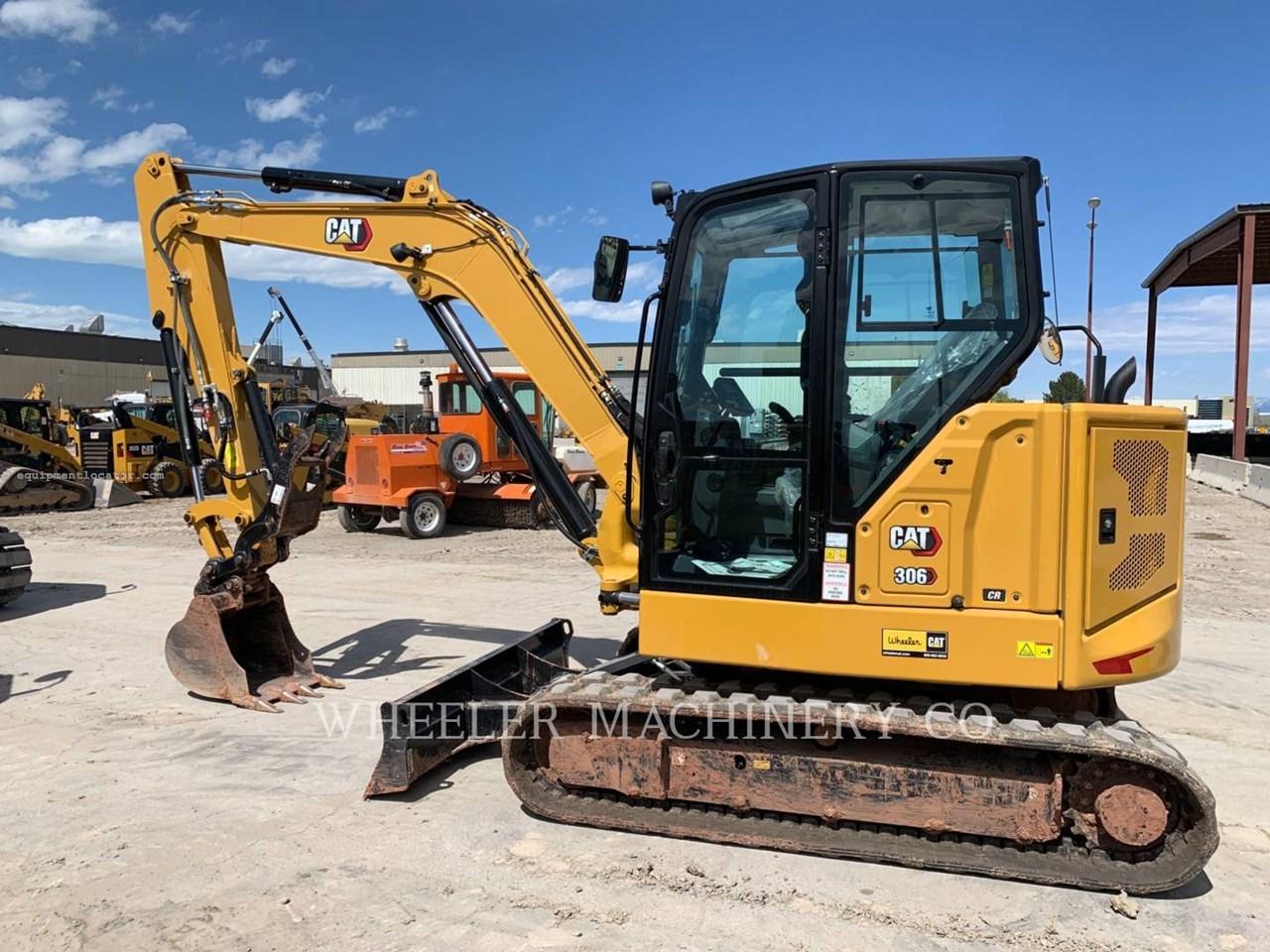 2021 Caterpillar 306 C3 TH Image 1