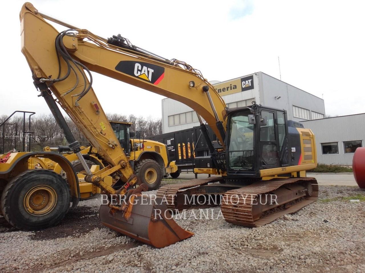 2012 Caterpillar 320EL Image 1
