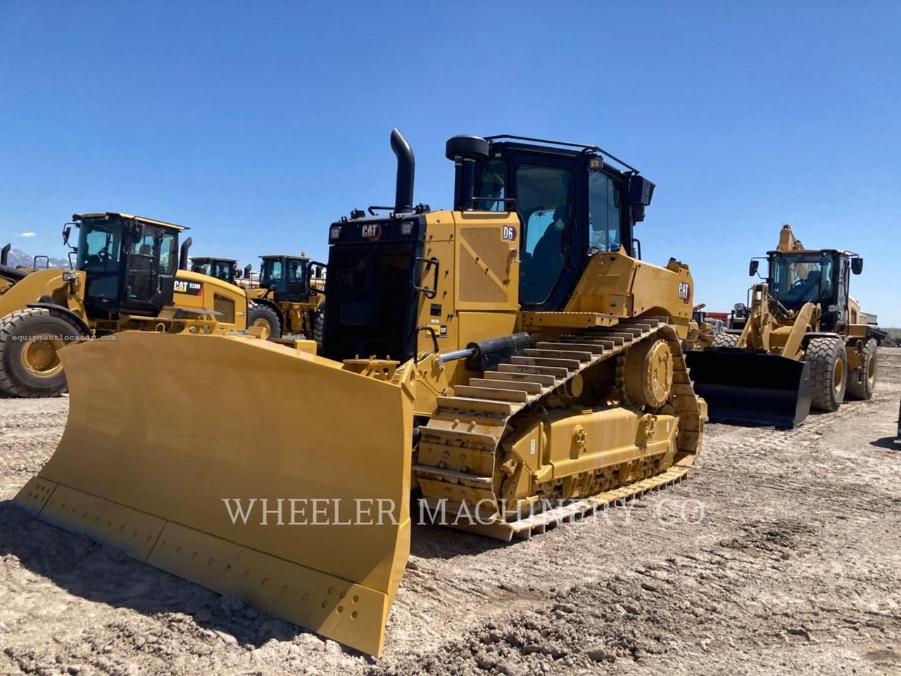 2020 Caterpillar D6 XL PAT Image 1