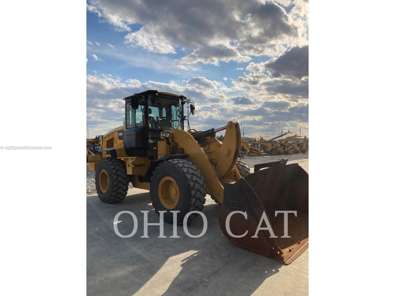 2018 Caterpillar 938M Image 1
