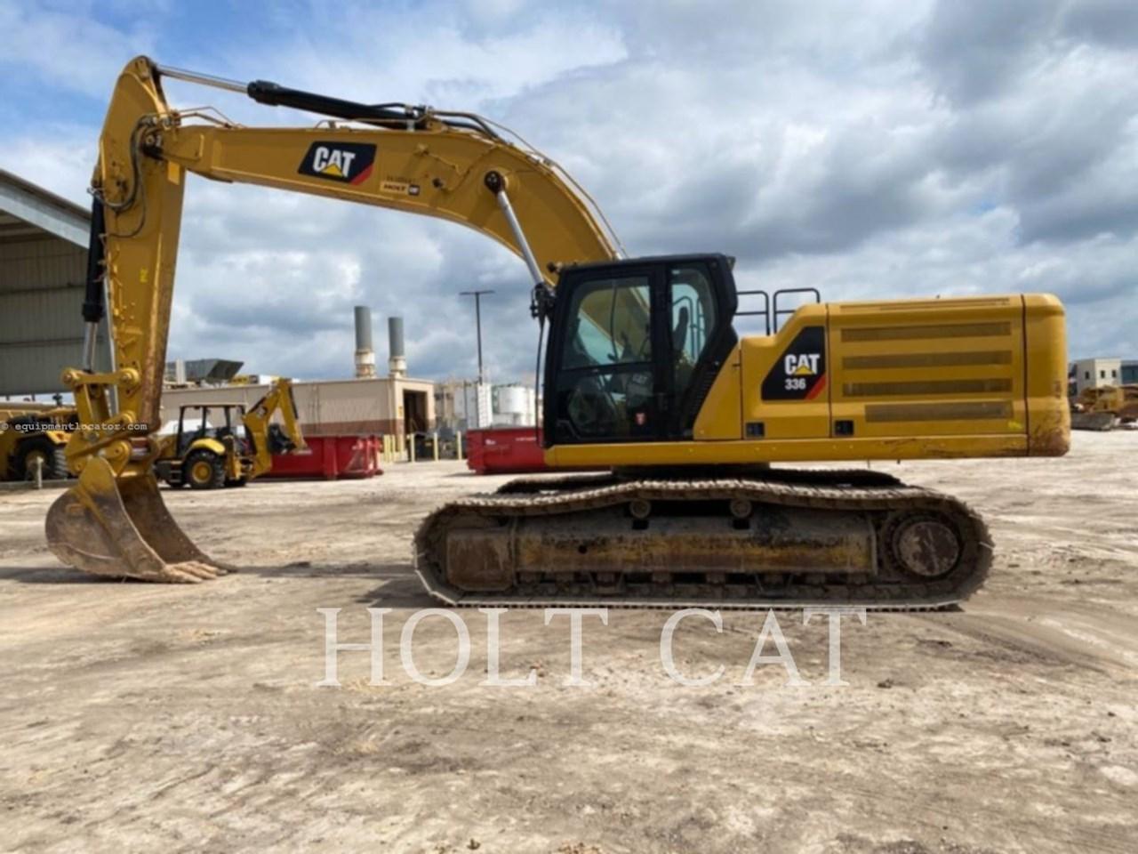 2019 Caterpillar 336 Image 1
