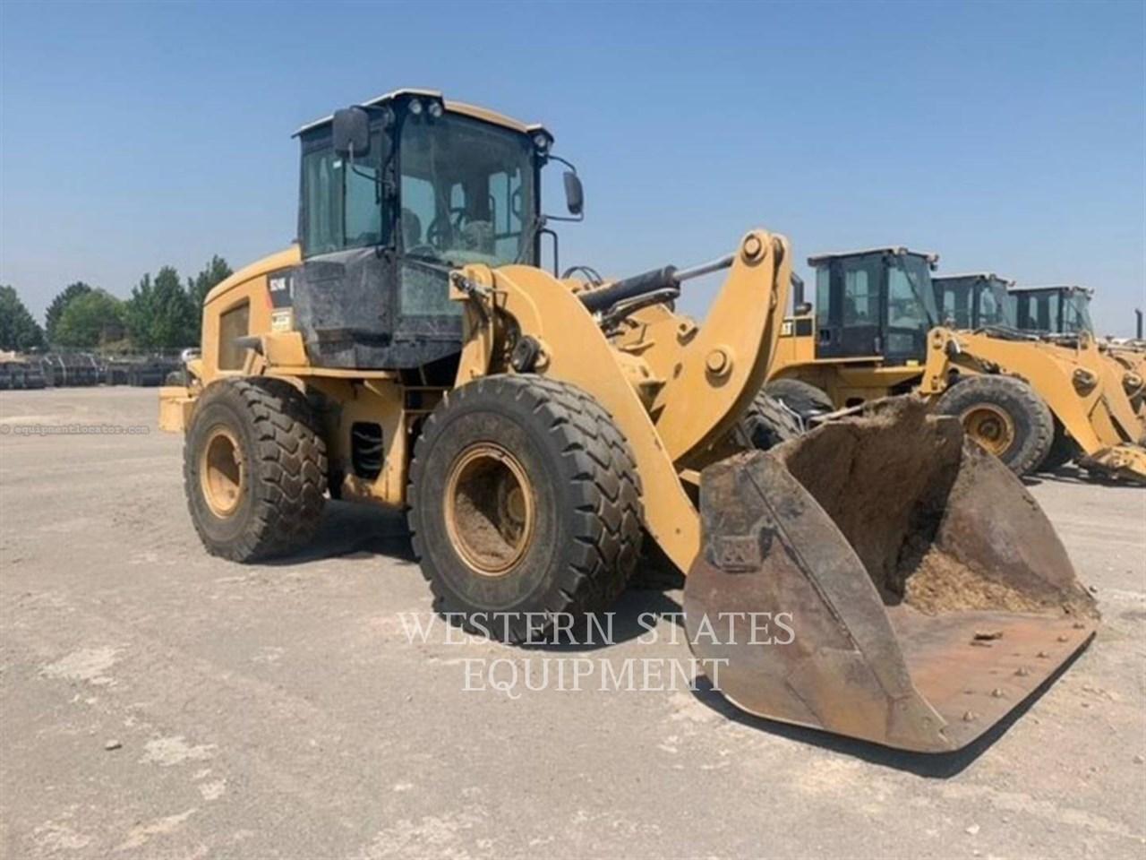 2012 Caterpillar 924K Image 1