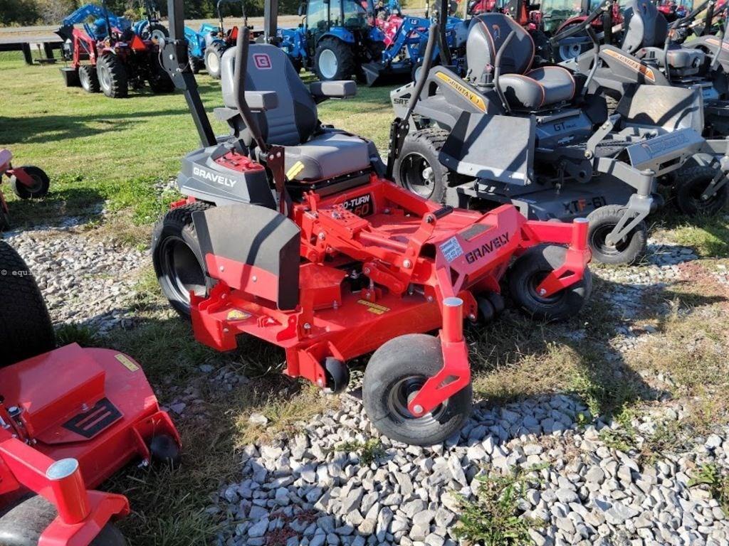 "Gravely Pro-Turn® Z 60"" Gravely Engine Image 1"