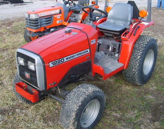 Massey Ferguson 1220 Tractor Parts : Rear end loader for tractor parts replacement and
