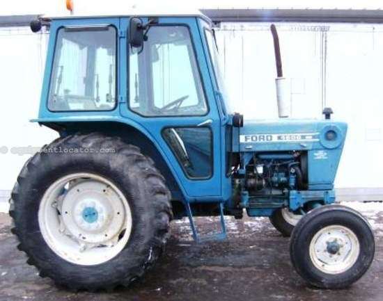 Ford 4600 Tractor Fenders : Ford tractor for sale at equipmentlocator