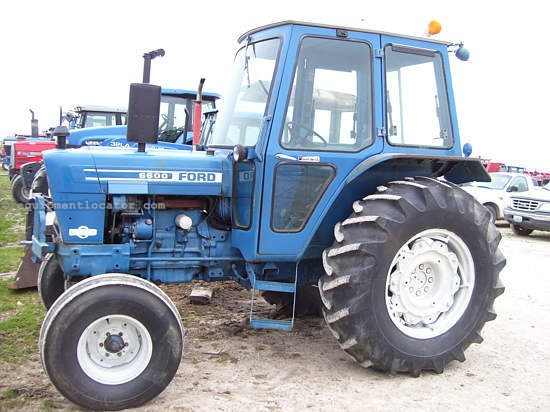 Ford 6600 Tractor : Ford tractor for sale at equipmentlocator