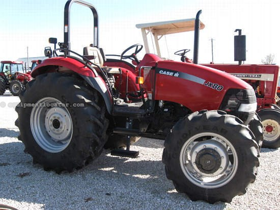 2007 Case Ih Jx80 Tractor For Sale At Equipmentlocator Com