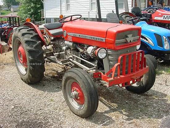 Massey Ferguson 135 Specs : Massey ferguson tractor for sale at