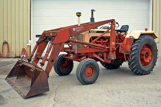 1030 Case Tractor With Loader : Case tractor for sale at equipmentlocator