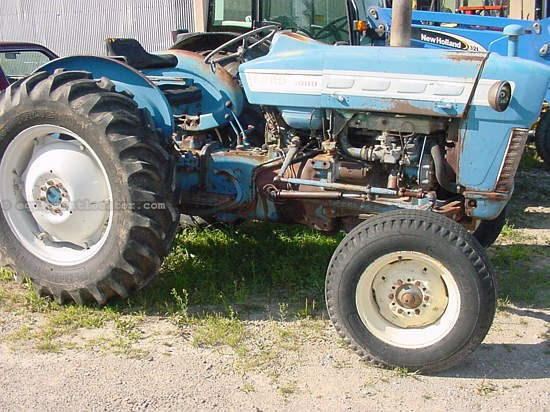 1965 Ford 3000 Tractor : Ford tractor for sale at equipmentlocator