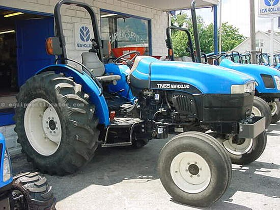 View more new holland tn65 tractors for sale on equipmentlocator com