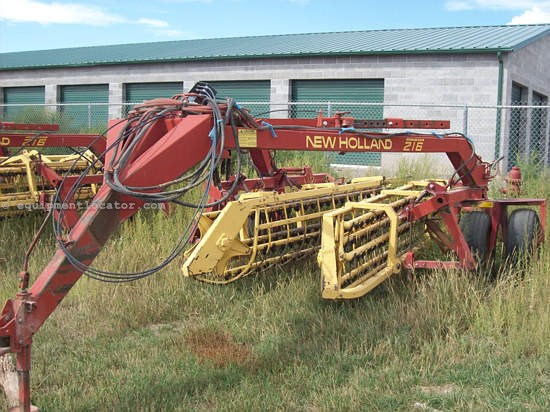 new holland 56hay rake how to use