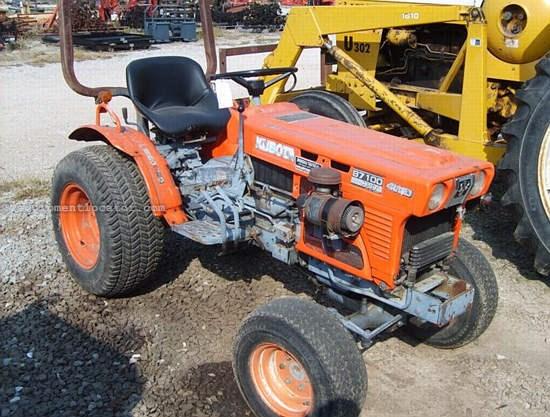 Kubota B7100 Backhoe : Kubota b tractor for sale at equipmentlocator