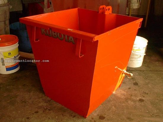 Kubota Ballast Box : Kubota l misc ag for sale at equipmentlocator