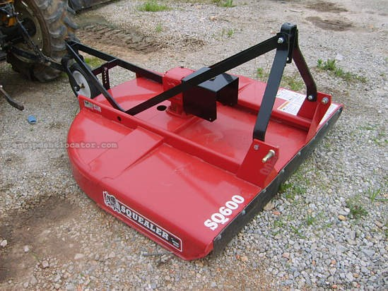 2007 Bush Hog Sq600 Rotary Cutter For Sale At