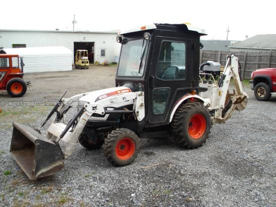 Attachment For Sale:  2008 Kubota ABR8726