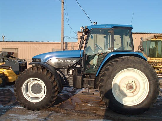 2002 New Holland TM150 Tractors For Sale at EquipmentLocator com