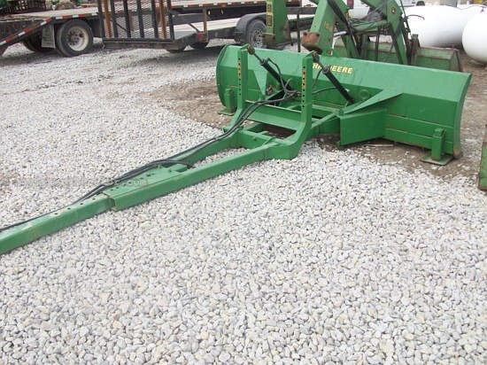 John Deere 524 Blade Front For Sale at EquipmentLocator com
