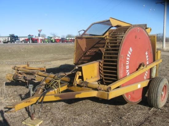 Rock Picking Machines : Haybuster h rock picker for sale at equipmentlocator