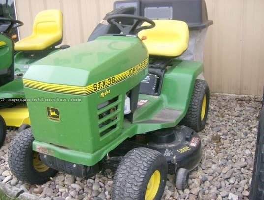 John deere rx63 rx73 rx75 sx75 rx95 sx95 riding mowers service repair - John Deere Stx38 Riding Mower Riding Mower For Sale