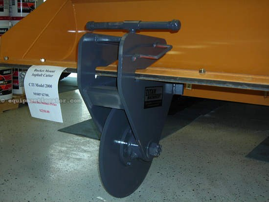 2008 Construction Technology, Inc. 2000, Bucket Lip Mount, Fits Most Buckets Attachment For Sale