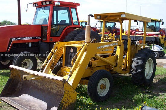 1973 International Tractor : International a tractors for sale at