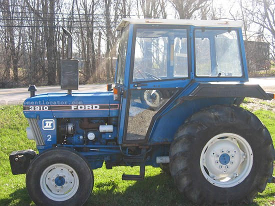 Ford 3910 Tractor For Sale At Equipmentlocator Com