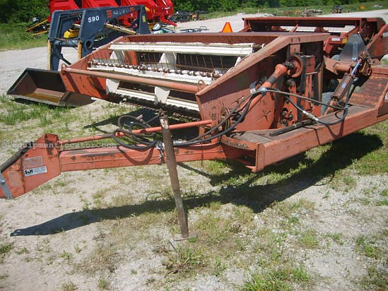 Hesston 1090 Mower Conditioner For Sale at EquipmentLocator com