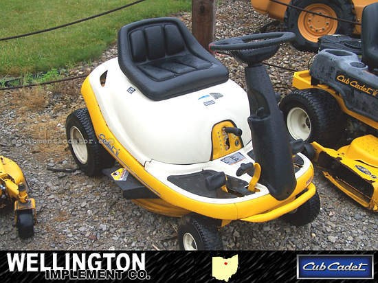 cub cadet 1027 riding mower for sale at equipmentlocator com rh equipmentlocator com cub cadet 1027 parts manual Cub Cadet 1027 Wiring