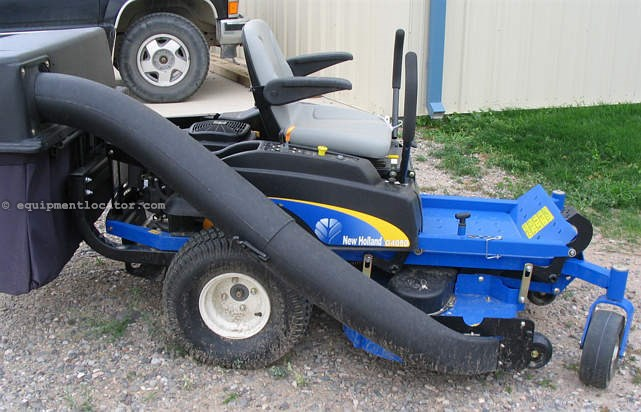 2008 New Holland G4050 Riding Mower For Sale At