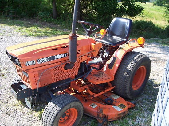 Dt Kubota M5500 Tractor Seats : Kubota b dt tractors for sale at equipmentlocator
