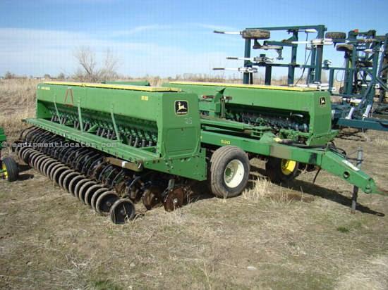 John Deere 515 Grain Drill For Sale At
