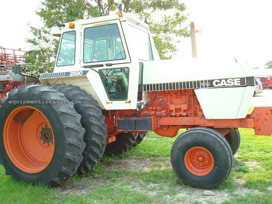 Parts Tractor 2590case : Case tractor for sale at equipmentlocator