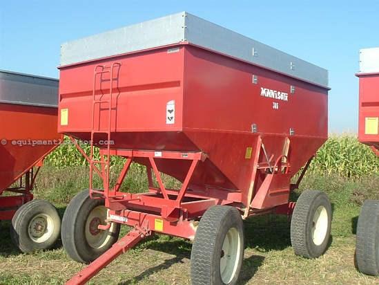 1996 Minnesota 365 Gravity Box For Sale At Equipmentlocator Com