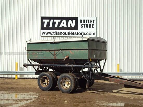Homemade 400 Grain Cart For Sale at EquipmentLocator com